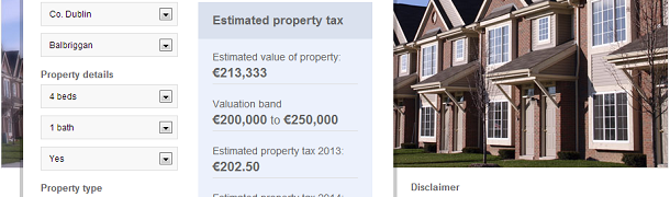 The Daft.ie Property Tax Calculator - how does it work?
