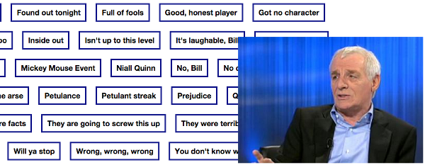 The Eamon Dunphy Soundboard android app